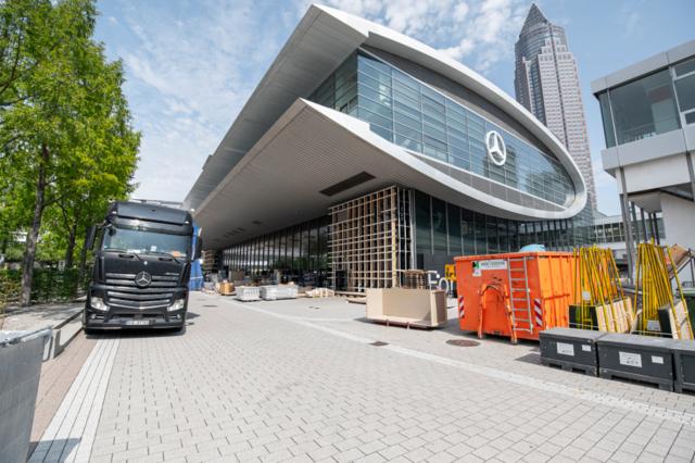 IAA - Daimler
