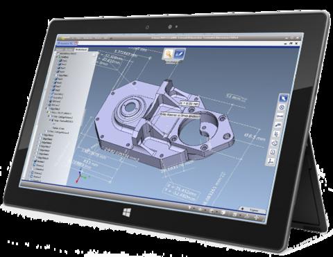 3D-CAD-Viewer - 3D_Analyzer