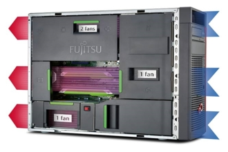 Fujitsu CELSIUS M770 is newly redesigned