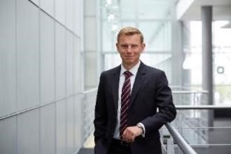 Uwe Vogt, Aucotec-Vorstand (© AUCOTEC AG)