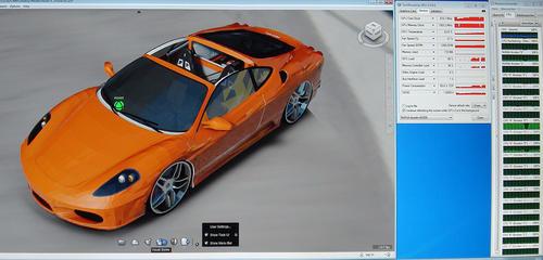 Autodesk Showcase running