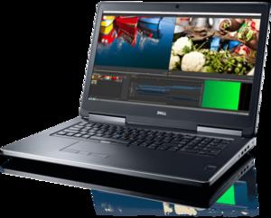 Dell Precision 17 der 7000 Serie